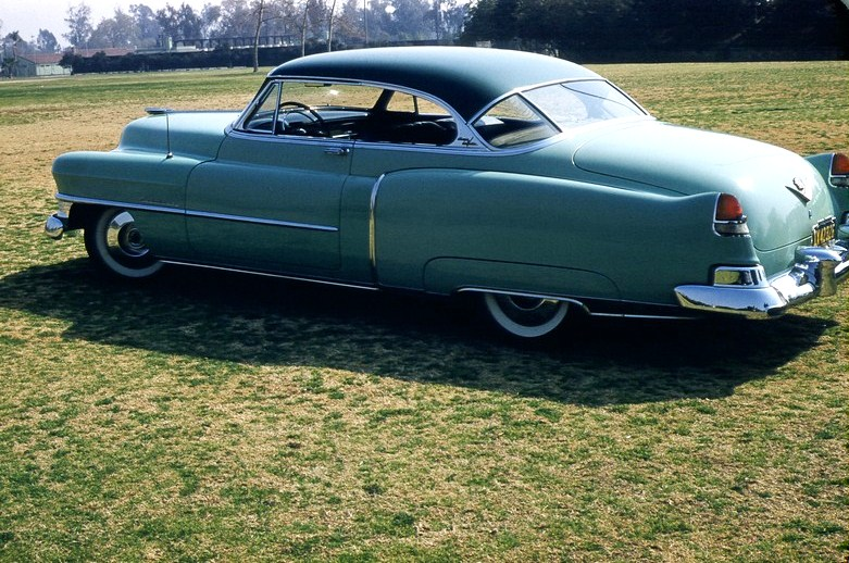 Dave MacDonald and 1953 Caddy