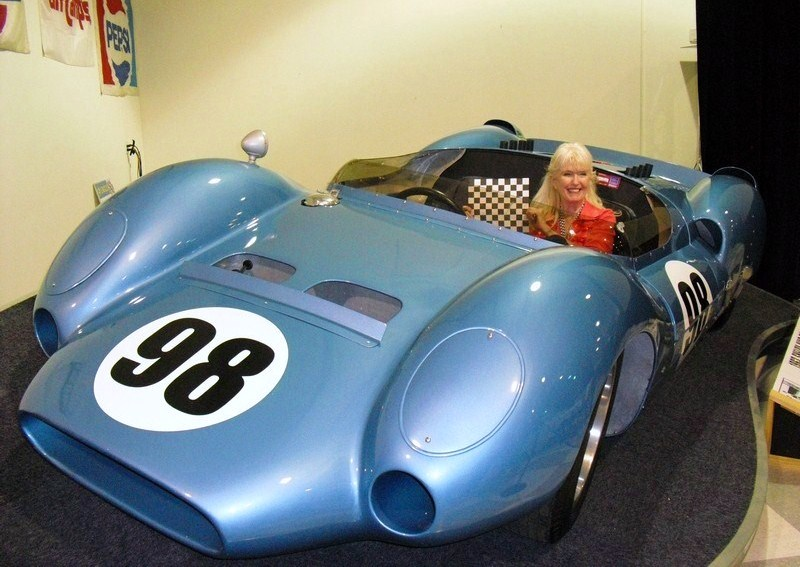 Fully restored Shelby King Cobra Dave MacDonald drove to victories in the LA Times Grand Prix & the Pacific Grand Prix in 1963